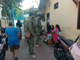 Sosialisasi Dan Himbauan Gerakan MCJ (Masker,Cuci Tangan,Jaga Jarak ) Kecamatan Jetis