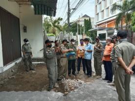 Penenertiban Perijinan dan Pembangunan Bangunan di Wilayah Kecamatan Jetis