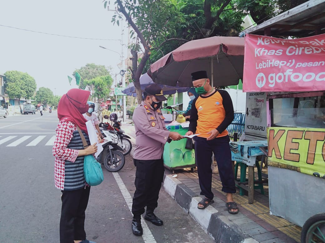 PPKM Darurat, Kemantren Jetis Sosialisasikan Surat Edaran Pelaksanaan PPKM Darurat